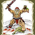 Santa Warlord V2 by ZugArt