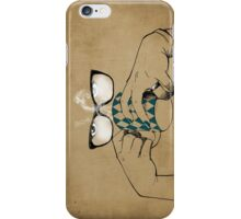 Coffee and Glasses iPhone Case/Skin