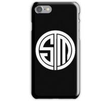 TSM (White) iPhone Case/Skin