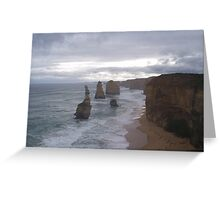 The Twelve Apostles Greeting Card