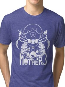 Mother 3 Porky army  Tri-blend T-Shirt