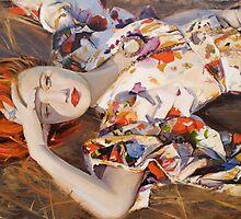 The Beautiful British Lady by MrMumford