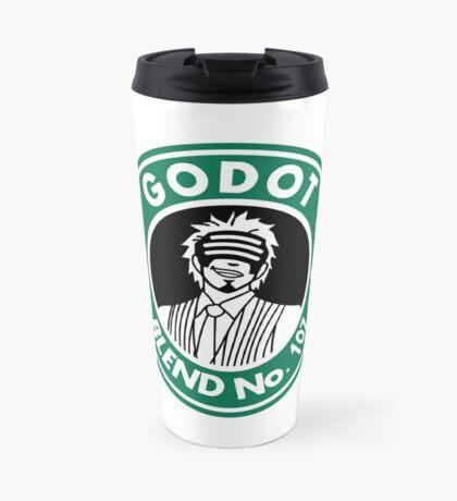 Godot Blend No. 107 Travel Mug
