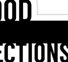 Blood Infections Logo Sticker