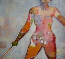 Warrior woman by lenstar
