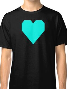 Turquoise Blue Classic T-Shirt