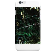Green Fractal Thing iPhone Case/Skin