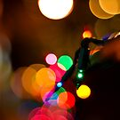 Christmas lights  by moreguinness
