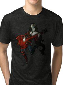 Marceline, The Rockin Queen Tri-blend T-Shirt