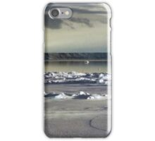Iceberg in the Ross Sea at Night iPhone Case/Skin