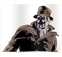 Rorschach from Watchmen Poster