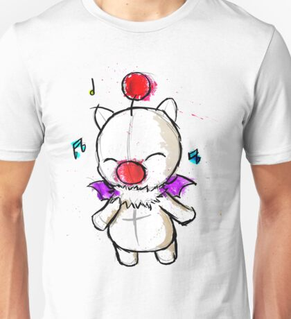 Watercolour Moogle Unisex T-Shirt