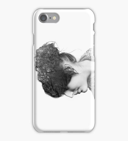Human and Nature iPhone Case/Skin