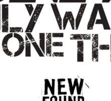 New Found Glory - Degenerate Sticker