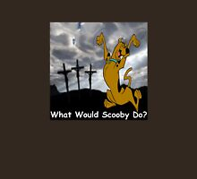 What Would Scooby Do? Unisex T-Shirt