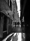 A Stroll in Venice by Georgie Hart