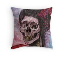 HONE-ONNA Throw Pillow