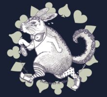 Variations of Alice - Viscacha [Green] One Piece - Long Sleeve