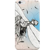 Luckdragonfly iPhone Case/Skin
