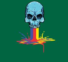 Primary Coloured Scream Unisex T-Shirt