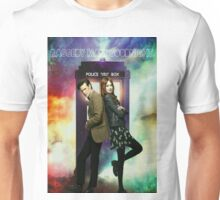 11th Doctor and Amelia Pond Unisex T-Shirt