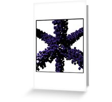 Cubism Greeting Card