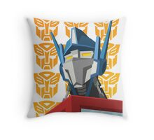 In Prime We Trust Throw Pillow