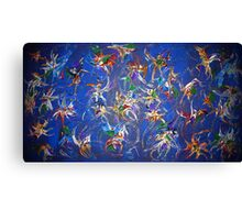 untitled painting Canvas Print
