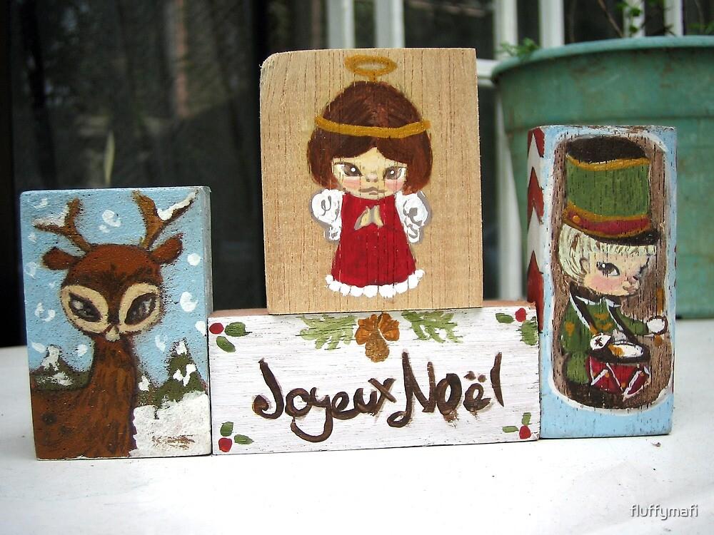 Christmas blocks by fluffymafi