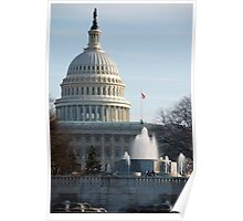 The U. S. Capitol > Poster