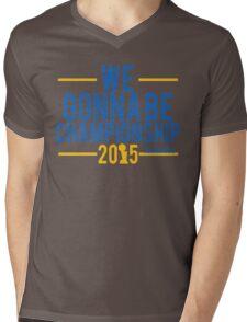 We Gonna Be Championship - Dubnation Mens V-Neck T-Shirt