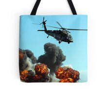 Australian Army Helicopter 3 Tote Bag
