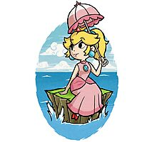 Wind Waker Princess Peach Photographic Print