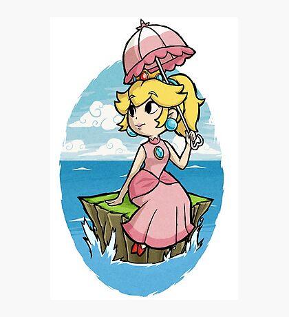 Wind Waker Princess Peach Photographic Print