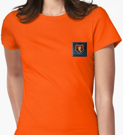 zolamenga design accessoires  Womens Fitted T-Shirt