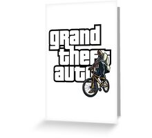 GTA Greeting Card