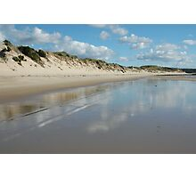 Dune Wall (Beechford) Photographic Print