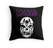 Mutants Throw Pillow