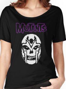 Mutants Women's Relaxed Fit T-Shirt
