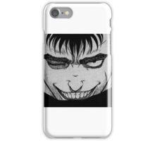 Berserk - Guts smile iPhone Case/Skin