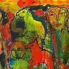 Springs Song by Maya Hiort Petersen