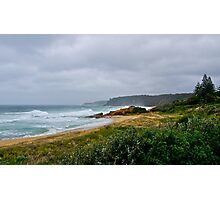 Bermagui, NSW, severe storm. Photographic Print