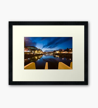 All This And Snow White Is On At The Opera House Framed Print