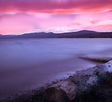 Lake Tahoe Landscape by Aconnelly