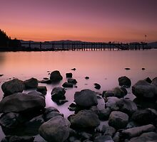Rocky Waters by Aconnelly
