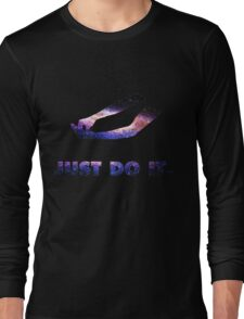 Shia LaBeouf Just Do It. Long Sleeve T-Shirt
