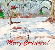 White Christmas by Maree  Clarkson