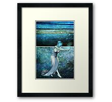 Queen of the sea... Diptych Framed Print