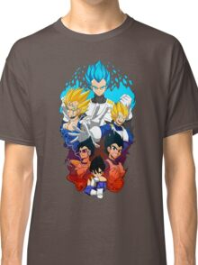 Saiyan pride Classic T-Shirt