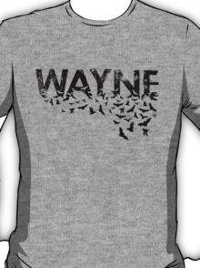 Batty Wayne - Black T-Shirt